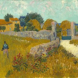 Farmhouse_in_Provence_1888_Vincent_van_Gogh_NGA