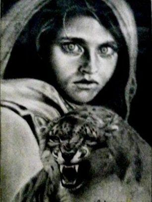 Vijay Kumar artist Ludhiana - Portrait