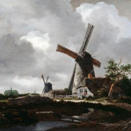 Van_Ruisdael_Jacob_-_Landscape_with_Windmills_near_Haarlem_-_Google_Art_Project